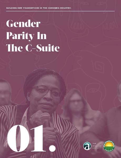 Gender Parity in the C-Suite