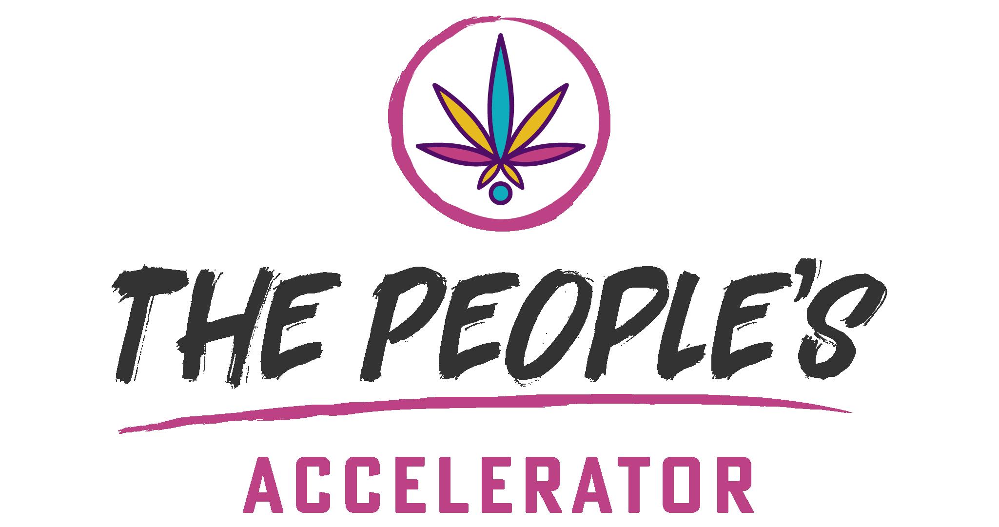 The People's Accelerator Logo