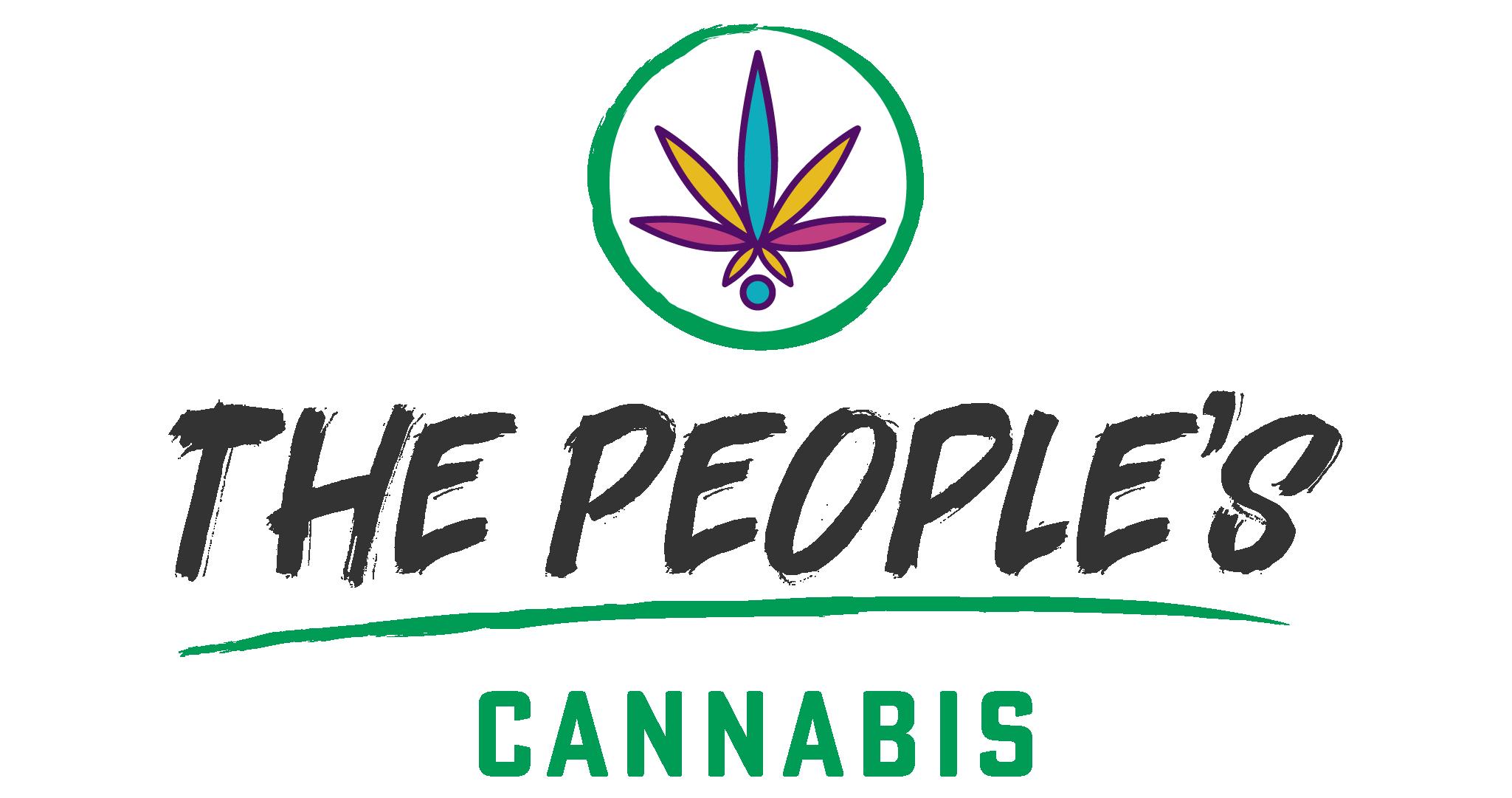 The People's Cannabis Logo