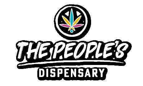 The People's Dispensary Logo