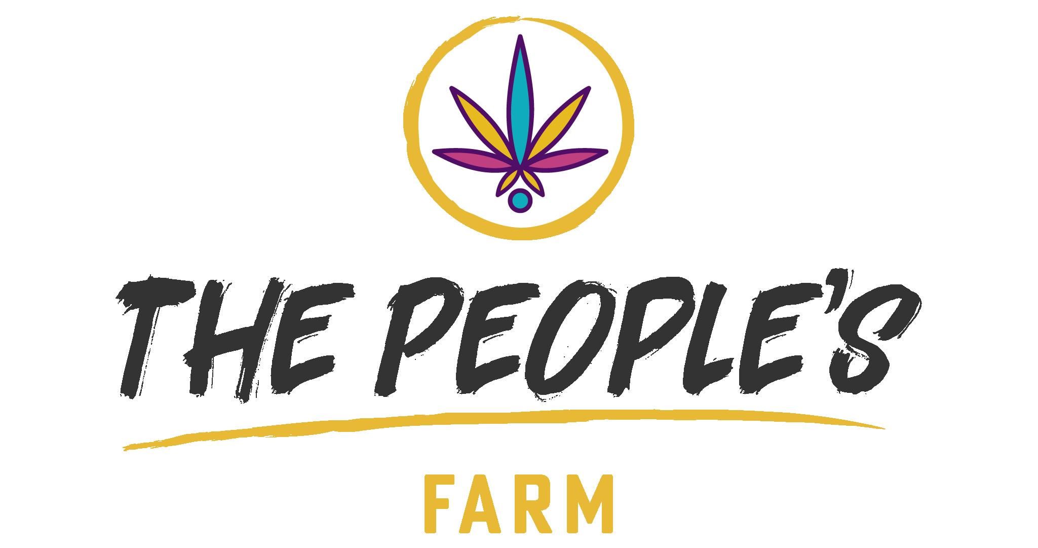 The People's Farm Logo